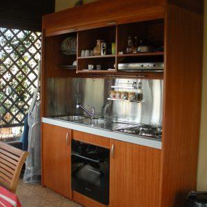 mini cucina chiudibile ,Mini kitchen .