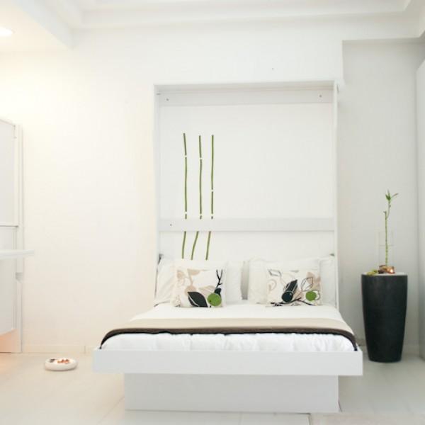letto richiudibile a parete