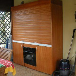 mini cucina chiudibile ,Mini kitchen