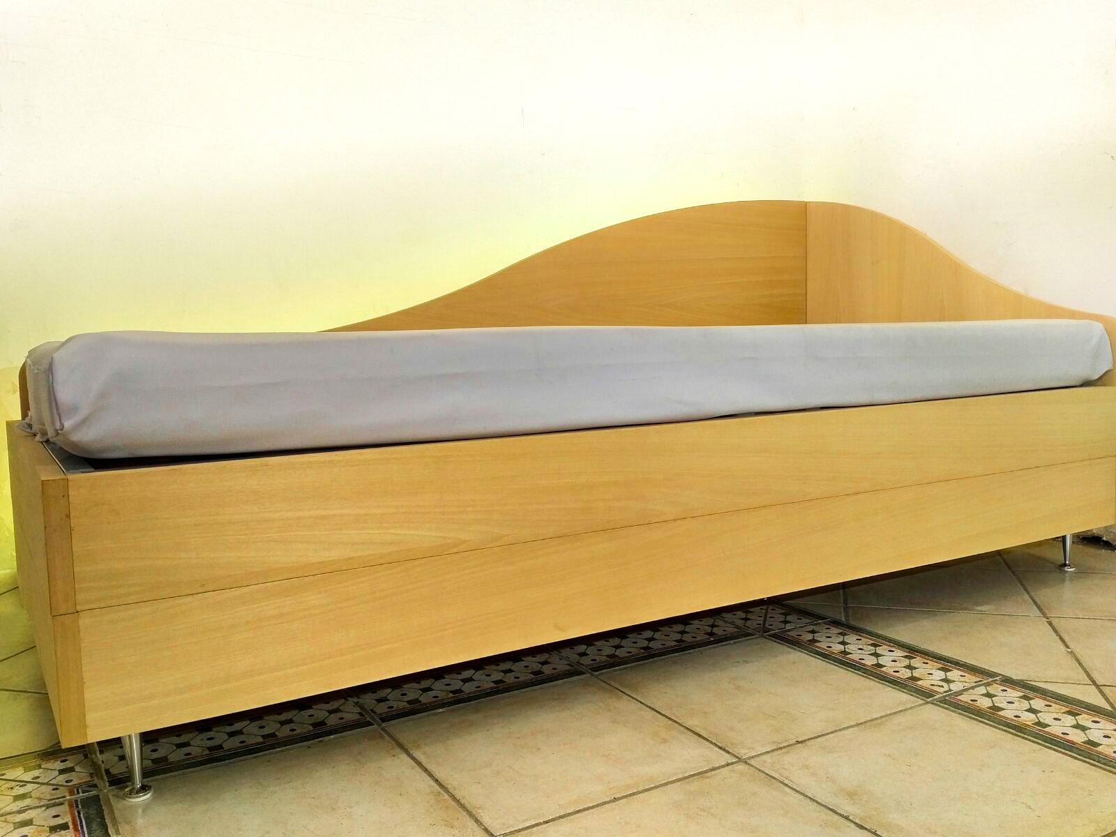 Divano letto a castello new dormeuse bed vivilospazio - Divano letto a l ...