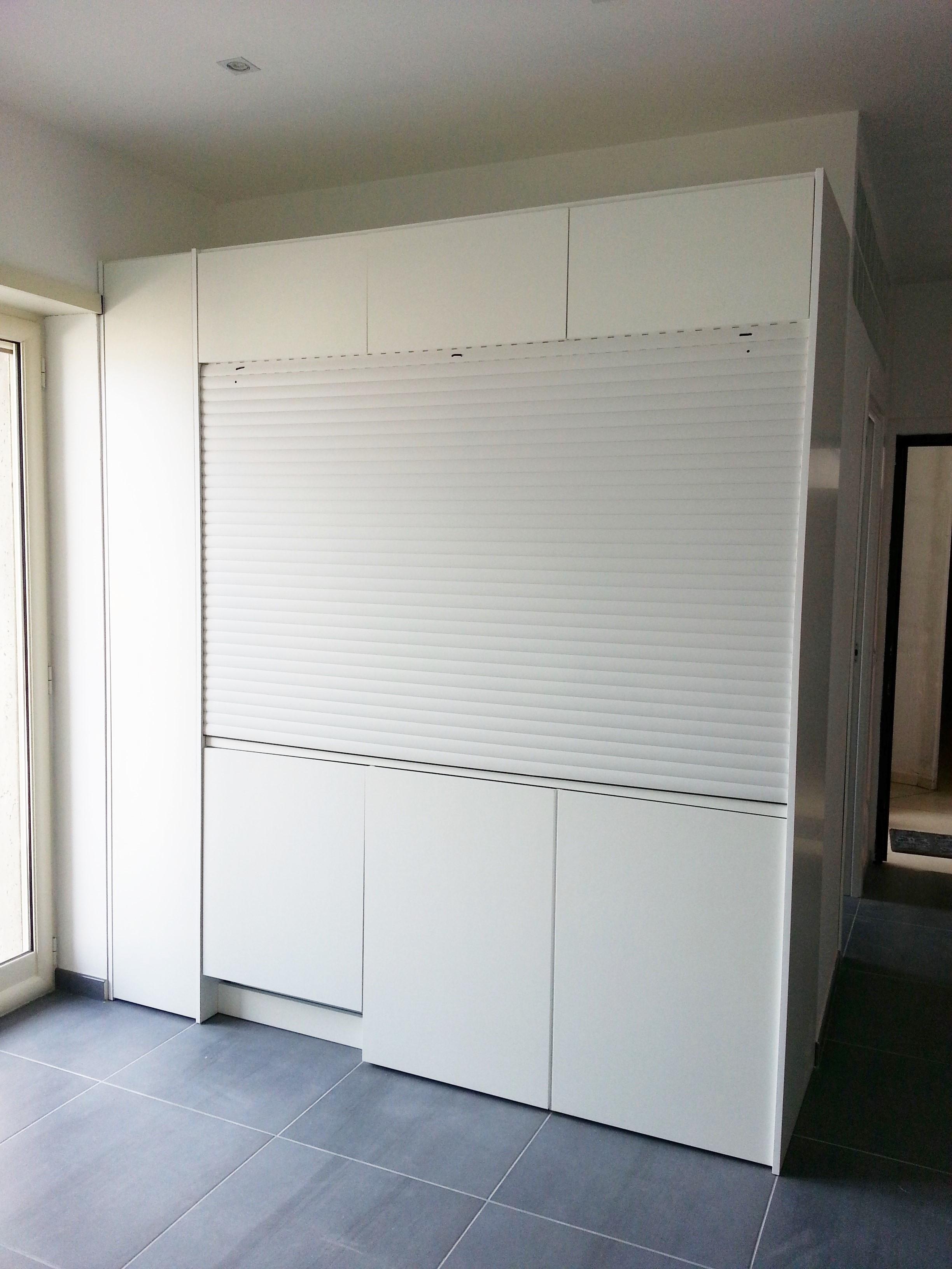Cucina completa di tutto lavastoviglia forno in armadio compact ...