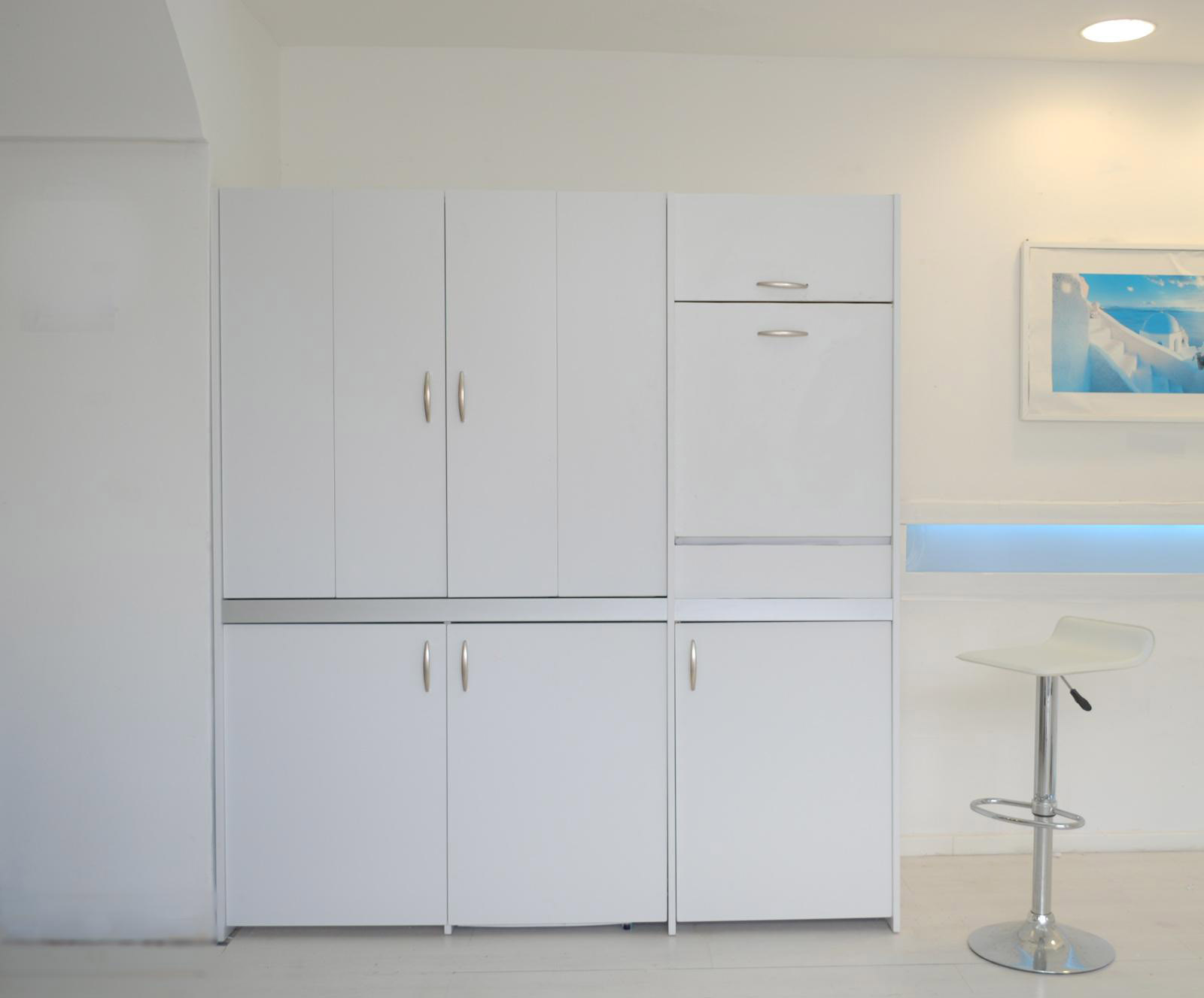 Cucina Salvaspazio Monoblocchi : Cucina monoblocco disponibile in misure by simoni arreda