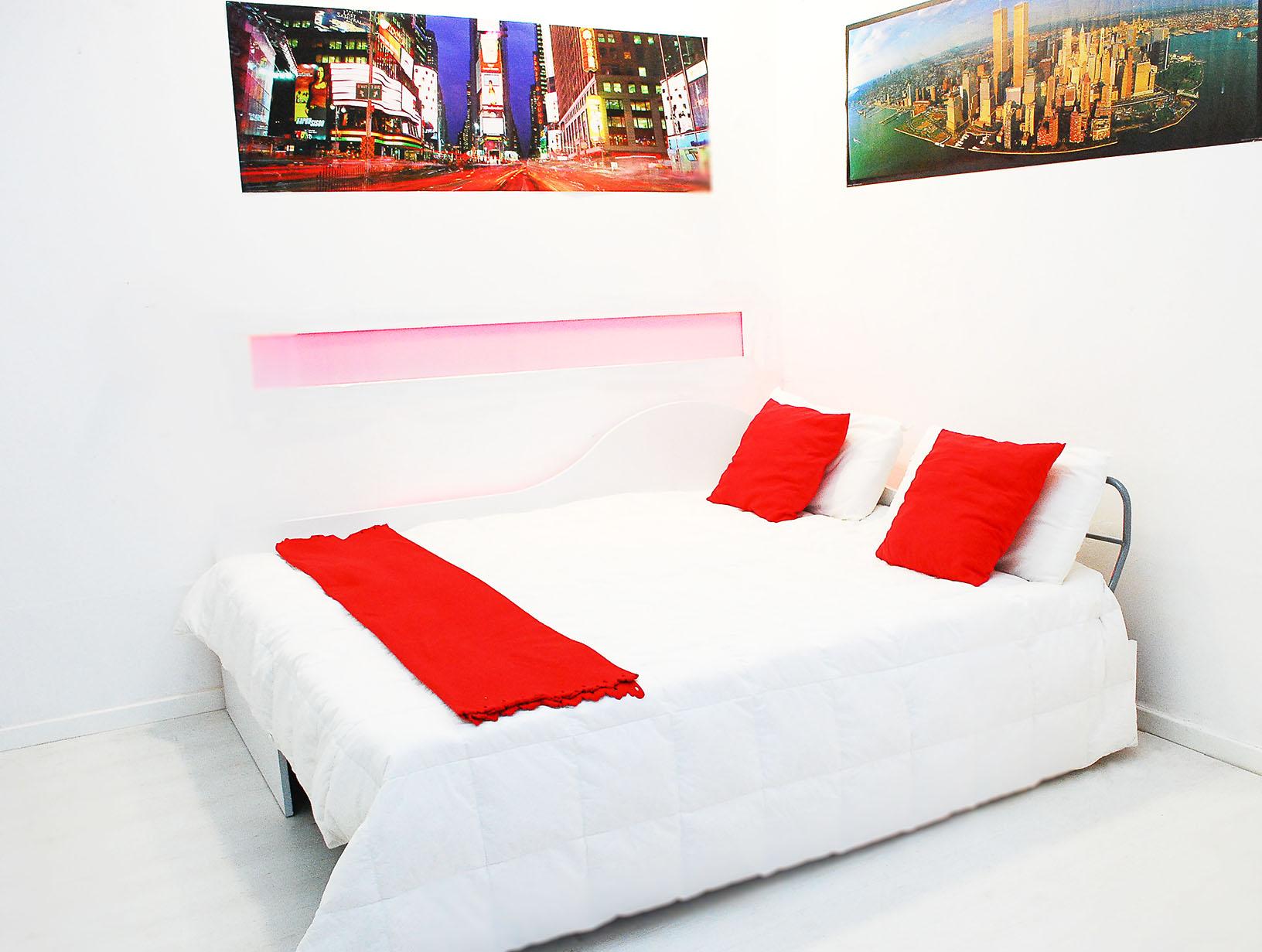 Divano letto estraibile matrimoniale dormeuse bed vivilospazio mobili trasformabili - Divano letto estraibile ...