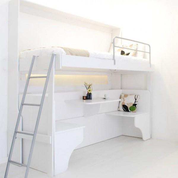 tavolo trasformabile in letto