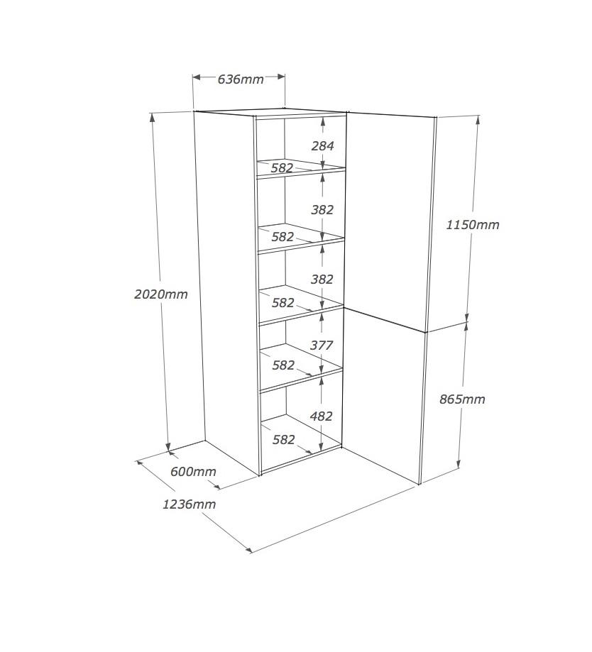 Misure standard mobili cucina beautiful dimensioni - Mobili cucina misure ...