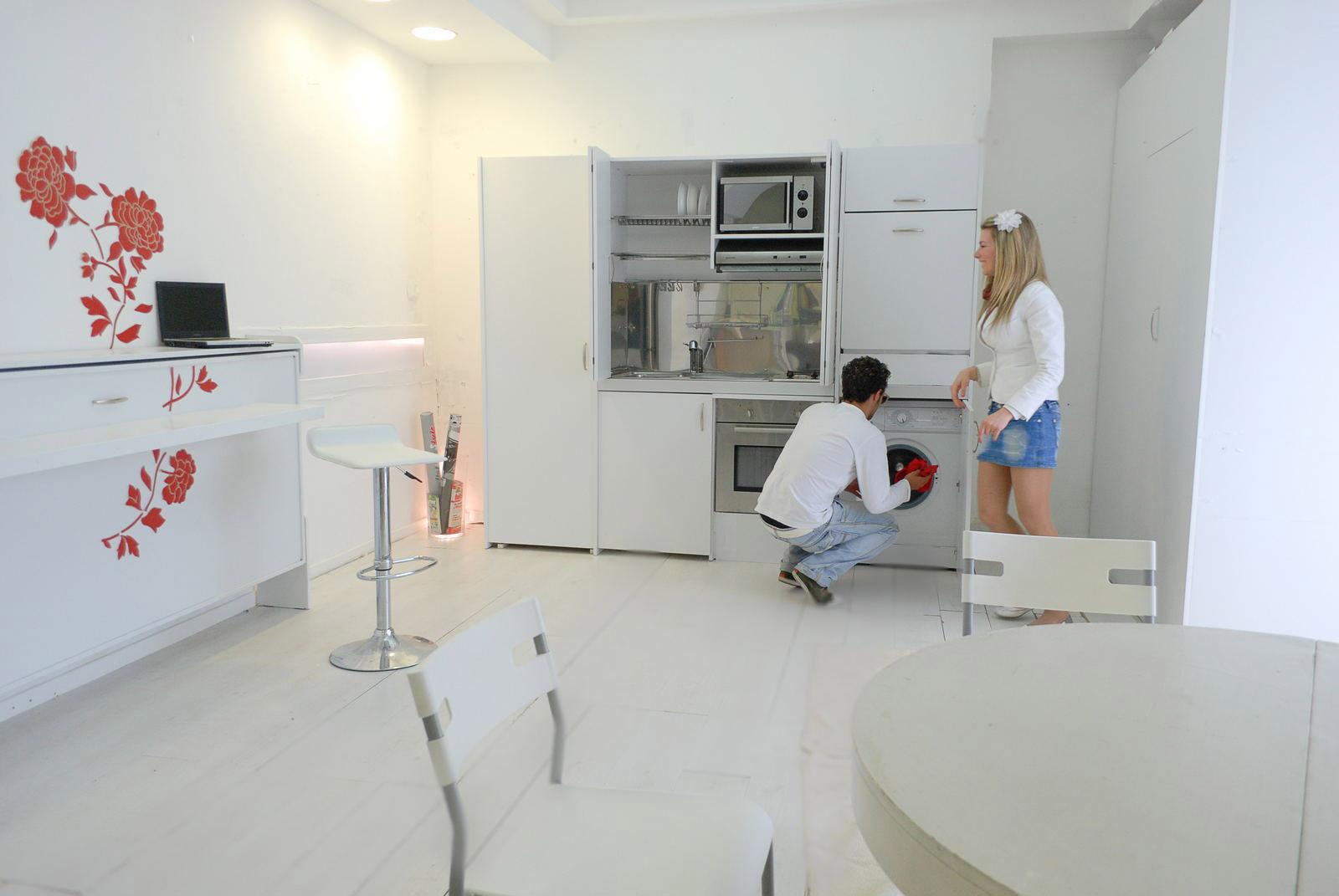 Acquista Cucine Salvaspazio - vivilospazio - mobili trasformabili