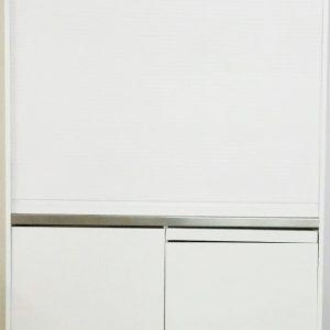 mini cucina armadio, vista chiusa
