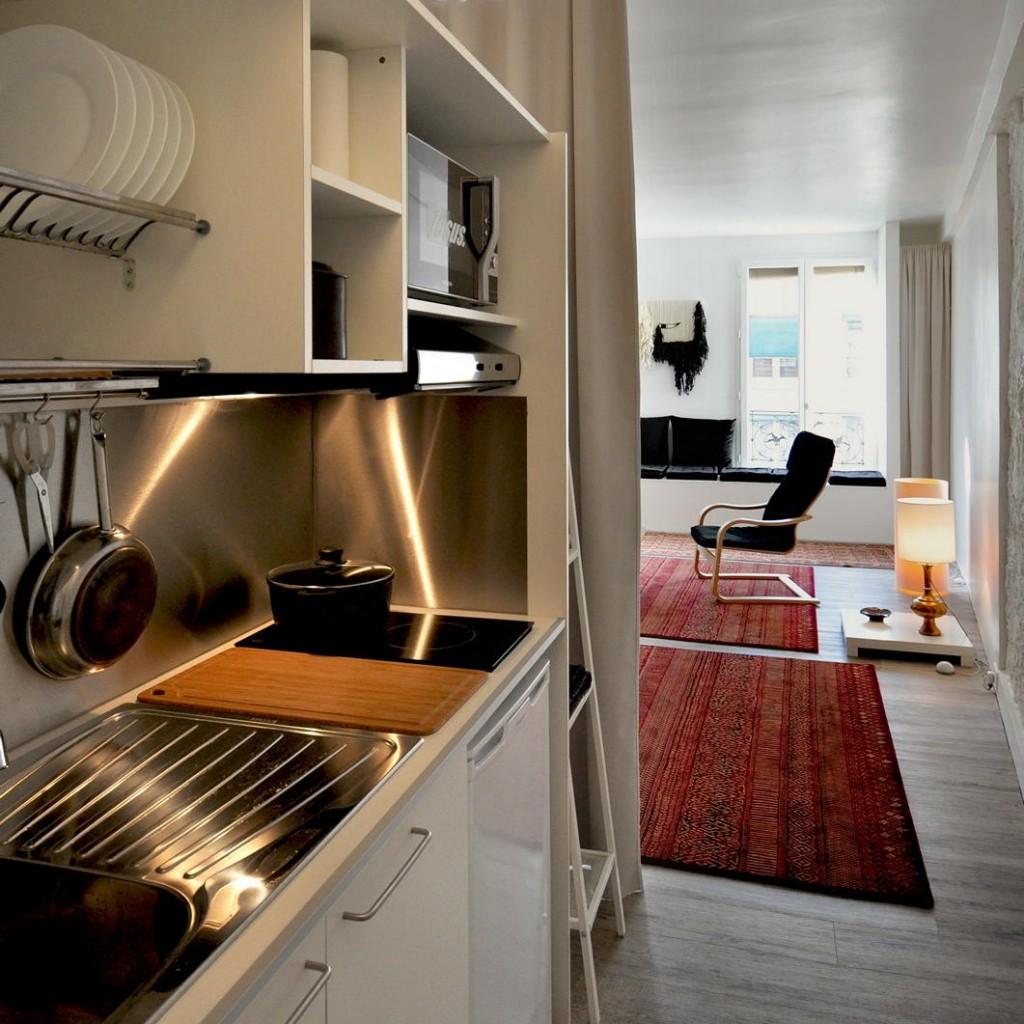 Cucine armadio a scomparsa: le caratteristiche essenziali ...