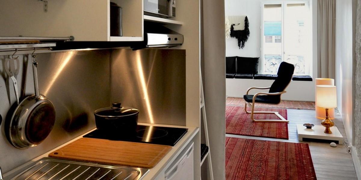 cucine mini per alberghi