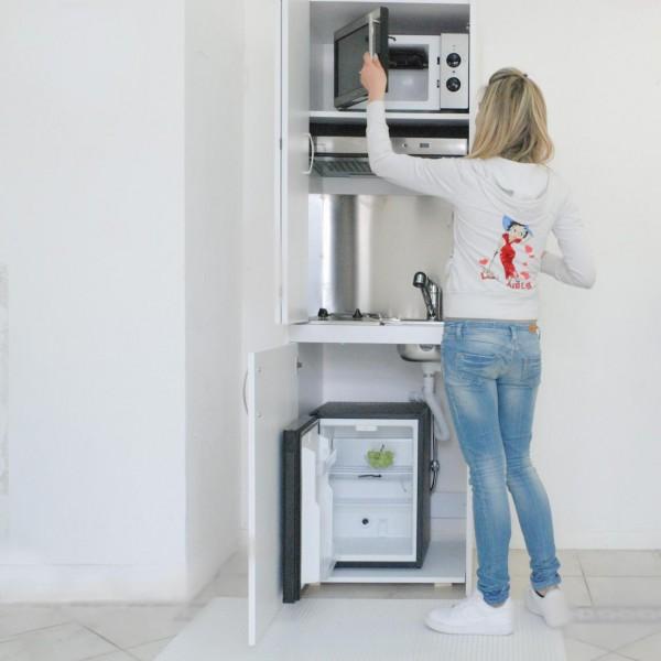 cucine piccole per case vacanza