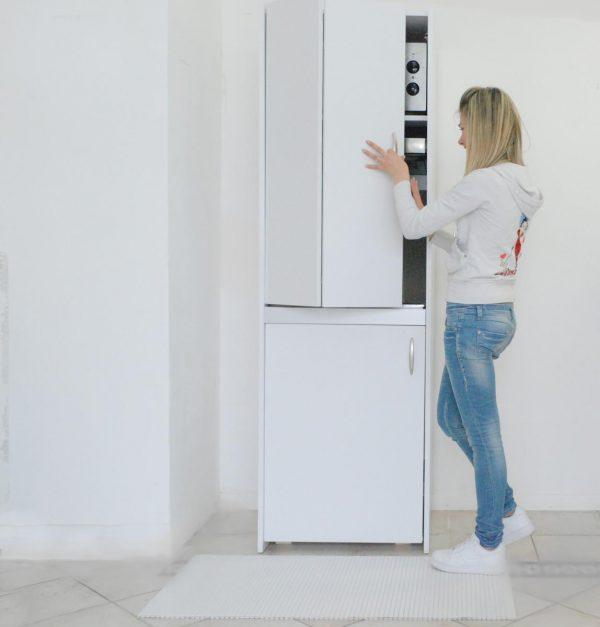colonna cucina ottimizzata 60cm